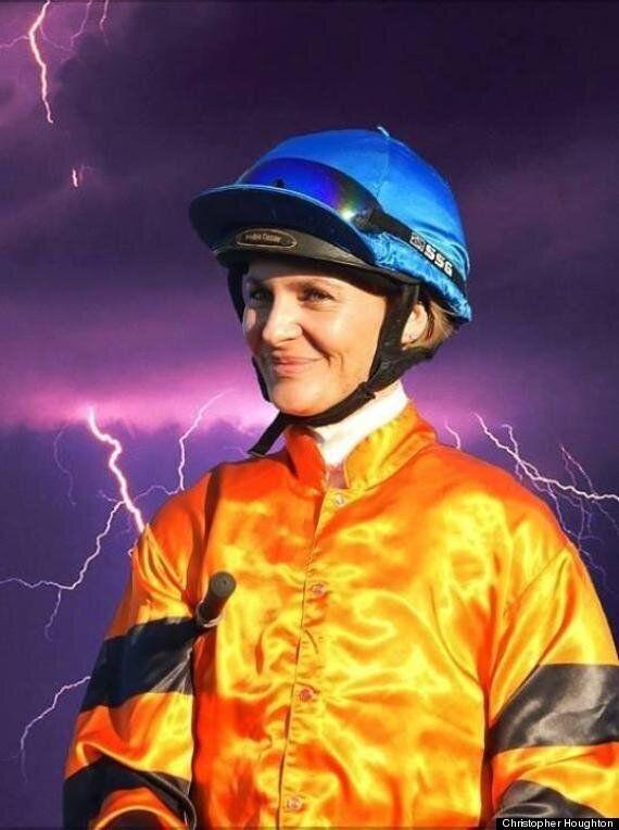 Jockey Simone Montgomerie, 26, Dies At Royal Darwin Cup
