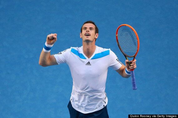 Australian Open: Andy Murray Cruises Into Second Round (VIDEO,