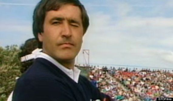 'Seve' Film Tells Remarkable Story Of Golfing Great Severiano Ballesteros