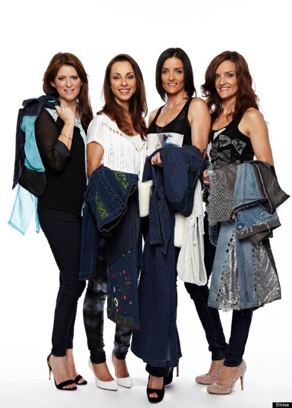 B*witched Admit 'The Big Reunion' Was Like Therapy, As They Help eBay And Jeans For Genes Celebrate 140...
