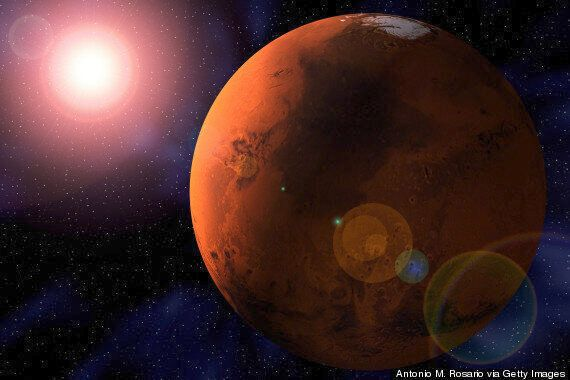 'Human On Mars' Mission Plans Announced By World's Space