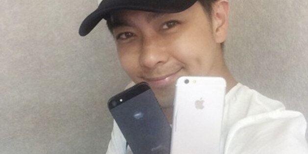 iPhone 6 Leak: This Guy Is Almost Certainly Holding A Real iPhone