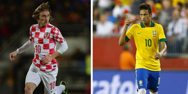 Brazil 3-1 Croatia, World Cup 2014: How It