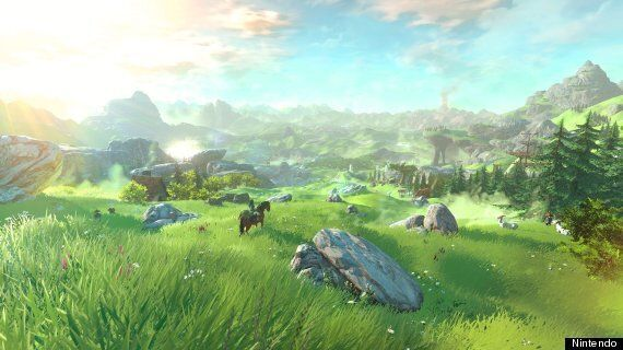 Zelda Wii U: Screenshots, Trailer, Release Date And Everything We Know So