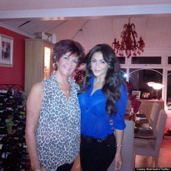 'Celebrity Big Brother': Casey Batchelor's Mum Is Victoria Beckham's Godmother... Errr,
