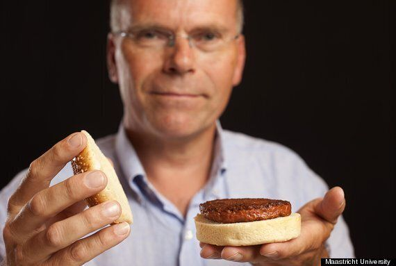 British Supermarkets Won't Serve Lab-Grown Burgers 'Until They Contain At Least 10%
