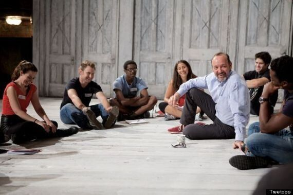 'Now: In The Wings On A World Stage' Catches Kevin Spacey And Company At Work And Play On Richard III
