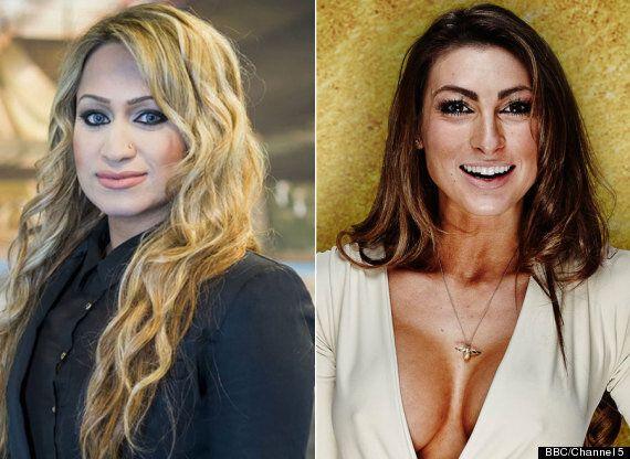 Luisa Zissman's 'Apprentice' Co-Star Uzma Yakoob Slams Her 'Celebrity Big Brother'