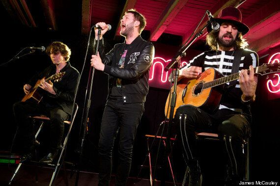 Kasabian UK Tour Tickets On Sale After New Album '48:13' Tops Chart (EXCLUSIVE INTERVIEW,