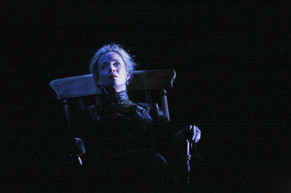 Not I, Footfalls, Rockaby (Beckett Trilogy), Royal Court -