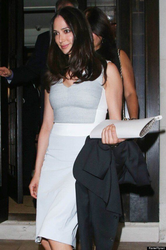Simon Cowell Leaves Lauren Silverman Carrying His Jacket After Night Out With Piers Morgan