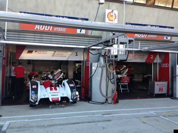 Le Mans: Audi In Race Against Time After Loic Duval's Huge Accident Wrecks Car