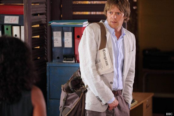 'Death In Paradise' Episode One Review - Can Kris Marshall Fill Ben Miller's Tropical
