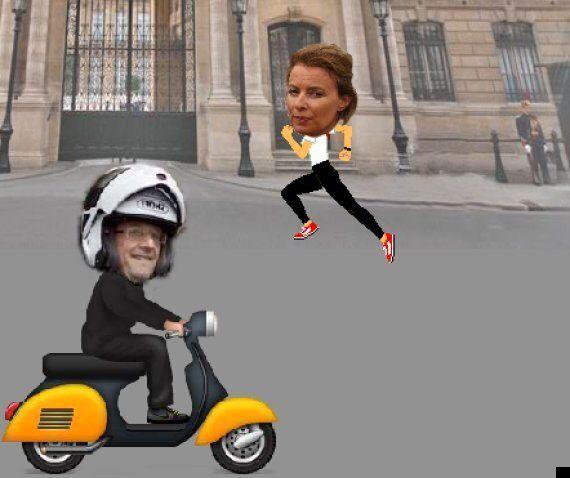 Francois Hollande Ridiculed In Online Videogame That Mocks Alleged