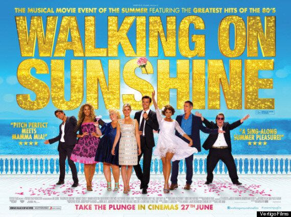 FREE CINEMA TICKETS: Romance And Sounds Of The 80's In This Summer's Musical Comedy 'Walking On