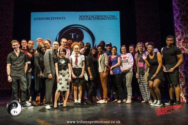 MonologueSlam UK: A Gem of a Night's