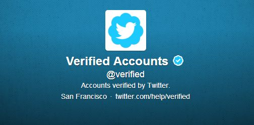Could Twitter's Verified Accounts Be the Answer to Stopping Tweet