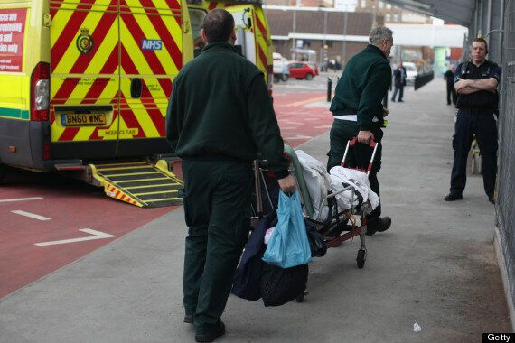 Struggling Accident And Emergency Depratments To Get £500m