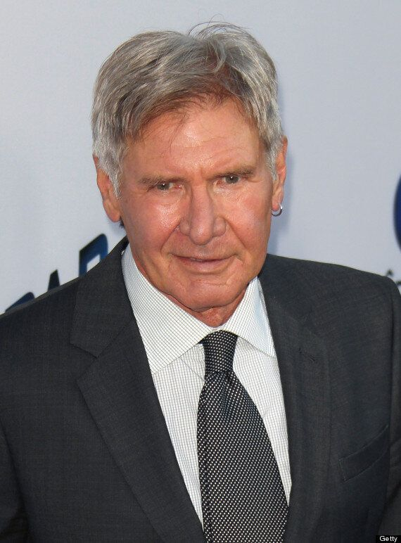 Harrison Ford Injured On 'Star Wars: Episode VII' Set: Actor Airlifted To Hospital With Suspected Broken