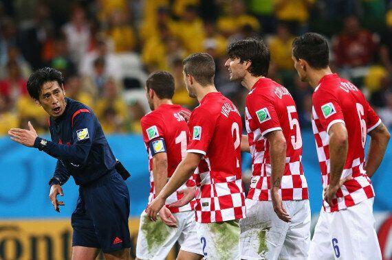 Brazil 3-1 Croatia: Neymar Clinches Controversial
