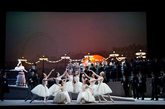 Manon, Royal Opera House - Opera
