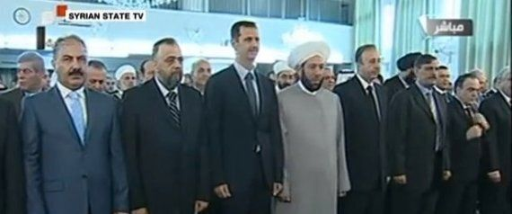 Syrian Rebels 'Target President Assad', But State TV Says Claims Are