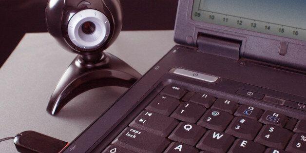 web camera at the