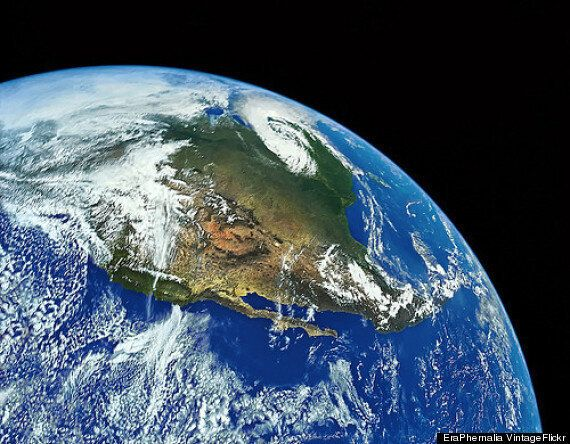 Scientists Discover Massive Hidden Ocean Under The United