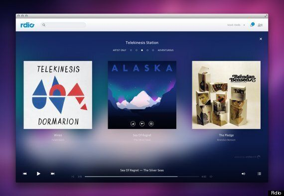 Rdio Launches 'You.FM' Radio Stations Amid Challenge From Apple And