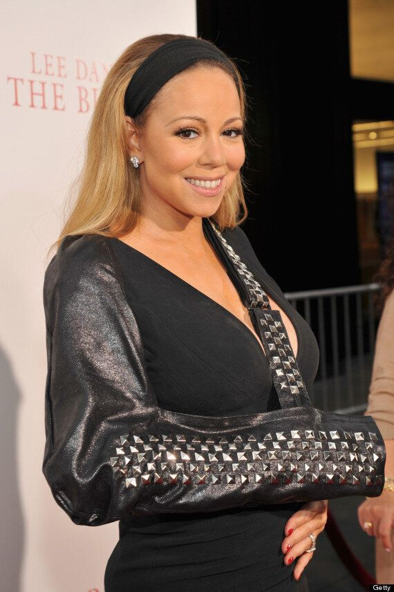 Mariah Carey Reveals Someone Spat In Her Face In A Racist
