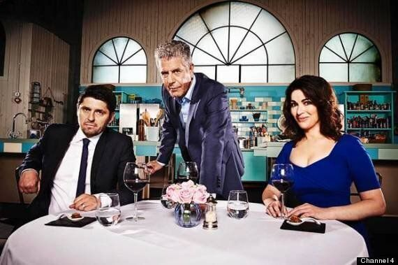 Nigella Lawson's 'The Taste' Loses Half Its Viewers For Second