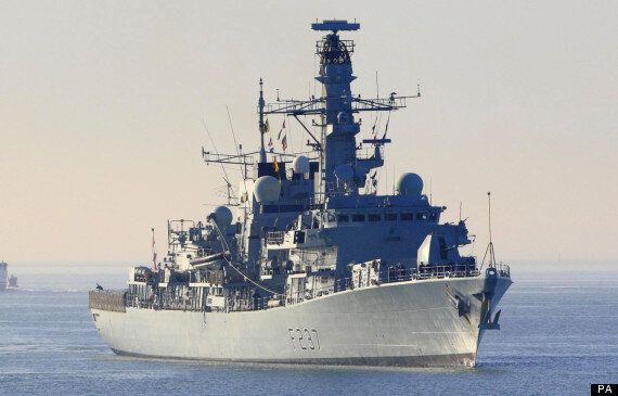 Royal Navy Warship To Be Deployed To Gibraltar During Training
