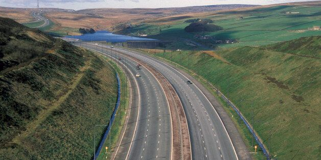 The incidents occurred on the M62 in Yorkshire, Leeds Crown Court heard (file