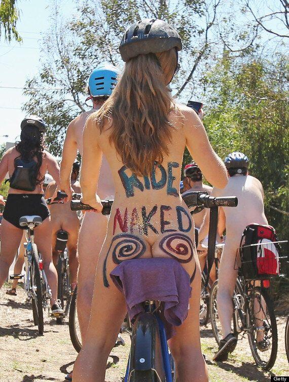 World Naked Bike Ride To Hit London This Weekend (NSFW