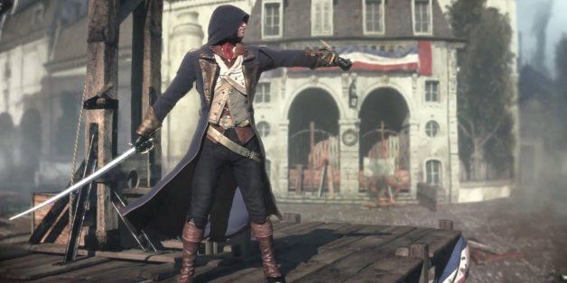 Assassin S Creed Unity Single Player And Co Op Gameplay Demos