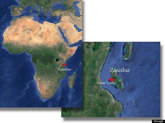 Katie Gee And Kirstie Trup, Zanzibar Acid Attack: Two