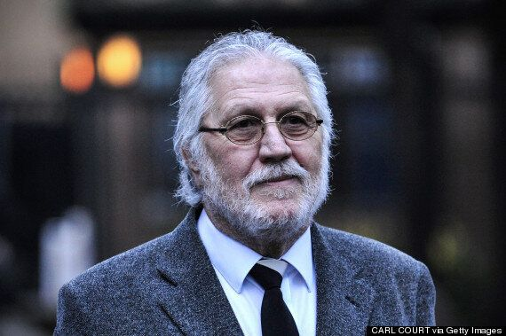 Dave Lee Travis 'Was Snogging My Face Off.. I Thought I Was Going To Be Raped', Woman Tells