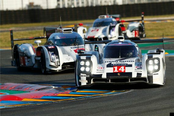 Le Mans: Porsche Ready To Make More History In 24 Hours (VIDEO,