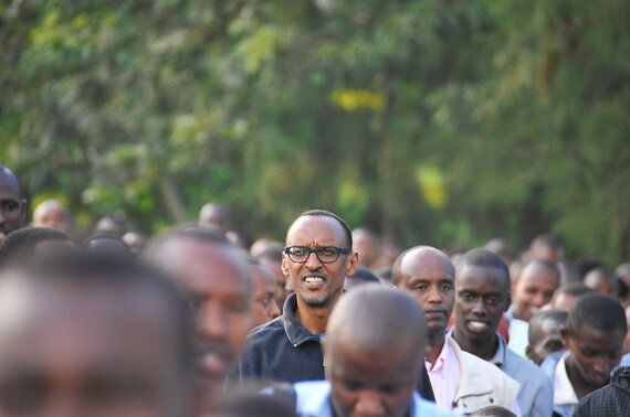 Kagame: Quiet Soldier, Small State, Despotic