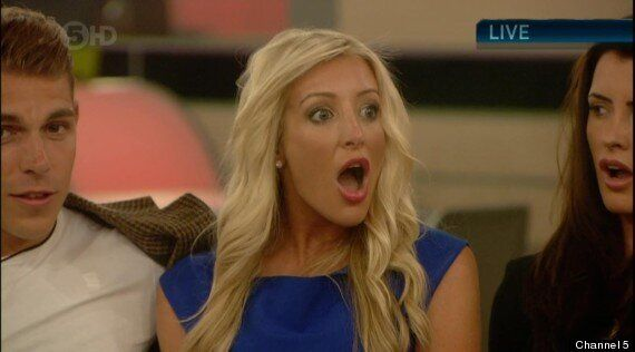 'Big Brother': Tamara Stewart-Wood Leaves The 'BB' House In First Eviction Of The Series