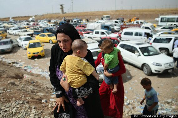 Britain Gives £3m In Aid To Iraq, As Thousands Made Homeless By ISIS