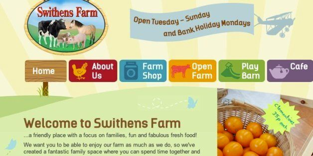 The website of Swithens