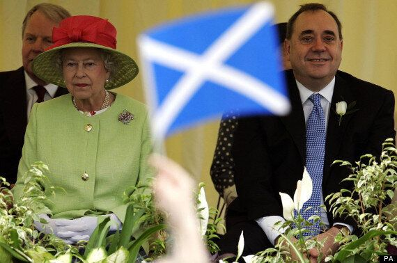 Scottish Independence: Queen Remaining Head Of State Would Be 'Up To The People' Says Aileen