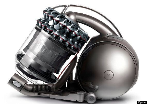 Dyson Cinetic: 'Next-Gen' Vacuum With No-Clean Filters Will Not Lose Suction For 10