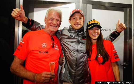 Jenson Button Pays Emotional Tribute To Father,