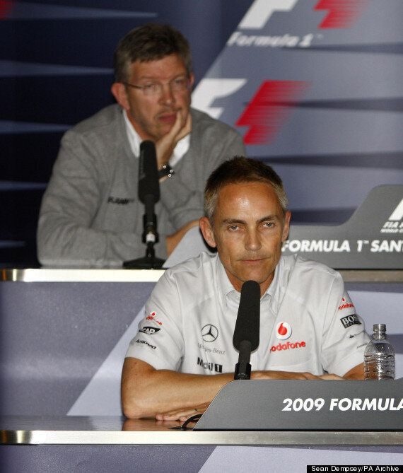 Ross Brawn Could Replace Martin Whitmash At