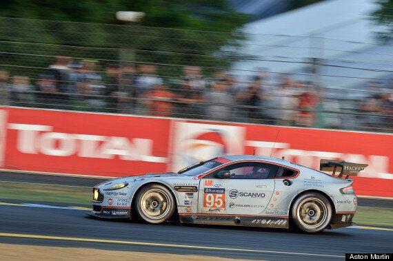 Le Mans: Aston Martin Win GTE Am Class After Tough