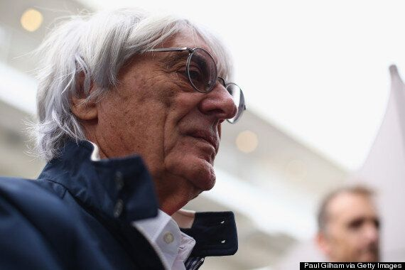'Business As Usual' For F1 Boss Bernie
