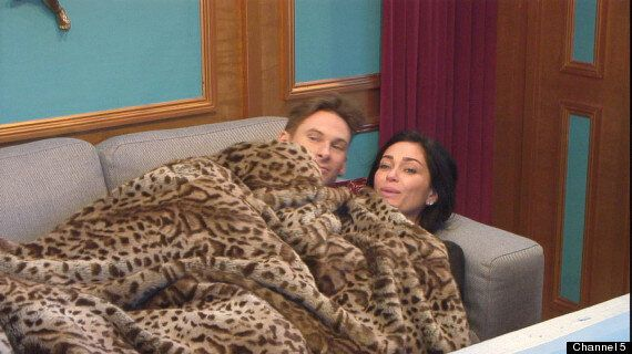 'Celebrity Big Brother': Jasmine Waltz Hints She Had Sex With Lee Ryan In The