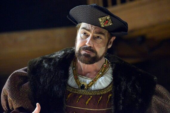 Hilary Mantel's Wolf Hall Takes to the